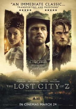 Best The Lost City of Z wallpapers.