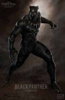 Black Panther - hd wallpapers.